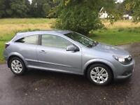 VAUXHALL ASTRA DESIGN MOT SERVICE HISTORY NEW TIMING BELT