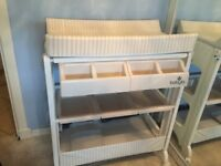 Very good condition. Bath and changing unit