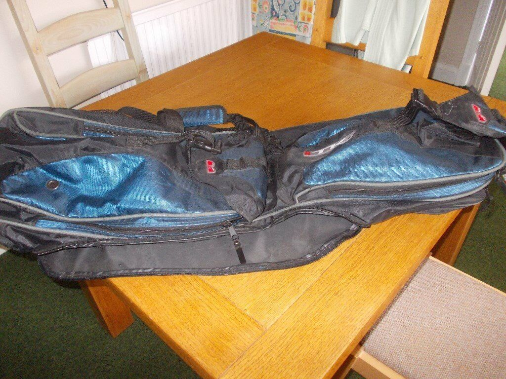 New hockey bag