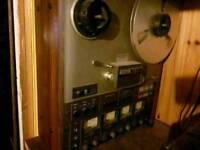 TEAC reel to reel Tape Recorder.