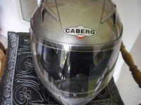 CABERG used motorbike helmet E3