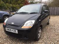 CHEVROLET MATIZ 0.8 S (black) 2009