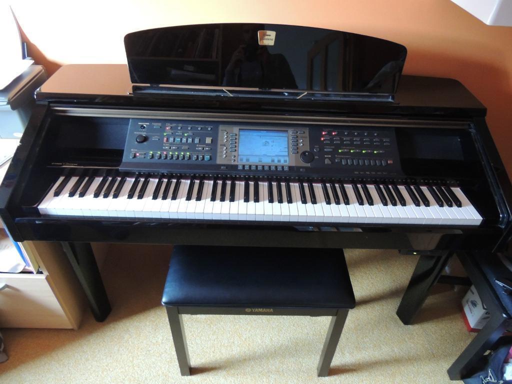 Yamaha clavinova cvp 209 digital buy sale and trade ads for Yamaha clavinova cvp 87a for sale