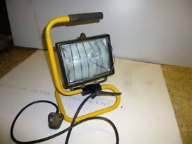 Portable Floodlight