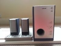 Sony active speaker system