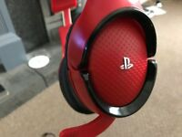 4GAMERS PLAYSTATION WIRELESS HEADSET