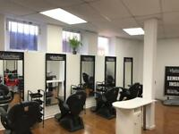 Salon for rent