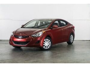 2013 Hyundai Elantra GL CERTIFIED Finance for $32 Weekly OAC