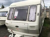96 coachman mirage 4 berth lightweight end washroom Monday Sale
