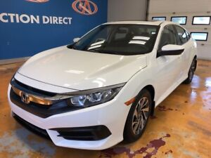 2016 Honda Civic EX SUNROOF/ ALLOYS/ AIR/ HEATED SEATS/ BLUET...
