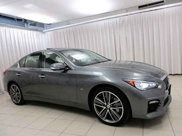 Used 2015 Infiniti Other