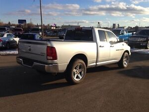 2011 Ram 1500 SLT 4x4- Low kms-warranty-no p Regina Regina Area image 7
