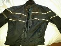 Motorcycling Black jacket