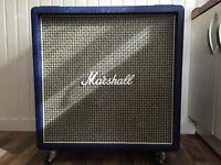 Marshall Bass guitar cab
