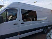 Mercedes sprinter motor home/ campervan conversion