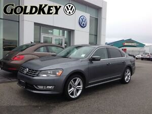 2014 Volkswagen Passat 2.5L | Highline | Nav | Bluetooth