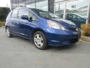 2013 Honda Fit 5-SPEED HATCH