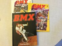 BMX hard cover books for sale