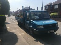 LDV Convoy Dropside - MASSIVE BACK/PICK UP - Spares or repairs.