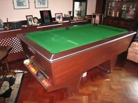 Pool Table - Commercial Model