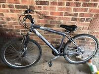 Two good mountain bikes