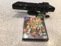 Xbox Kinect sensor