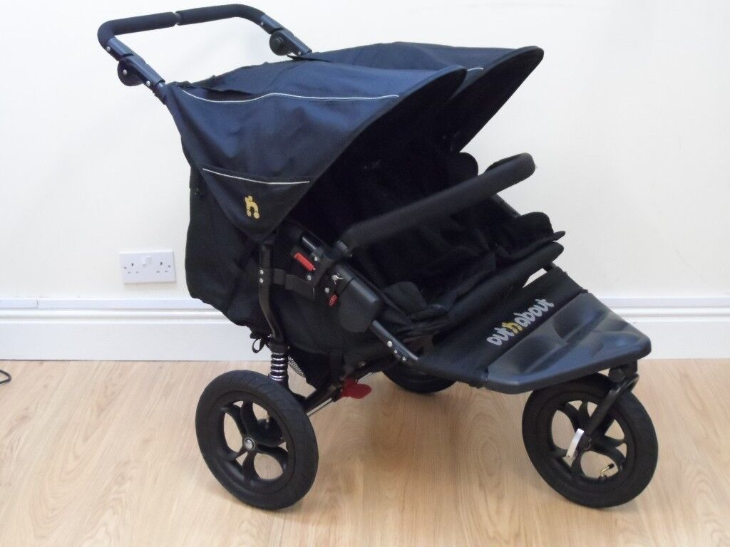 out 39 n 39 about v4 nipper double 360 pushchair pram and. Black Bedroom Furniture Sets. Home Design Ideas