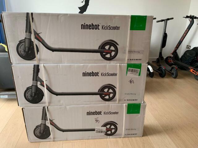 Ninebot Segway ES2 Ninebot Segway Es4 Collection ONLY 1 Year Warranty | in  Isle of Dogs, London | Gumtree