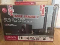 LG 3D blueray smart surround sound