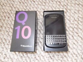 Blackberry Q10 mobile phone for sale