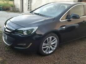 Vauxhall Astra 2.0L SRI CDTI start/stop