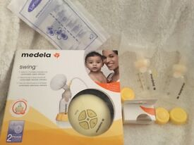 Medela Swing 2-phase single breast pump