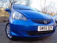 55 HONDA JAZZ 1.4,MOT OCT 016,PART HISTORY,2 OWNERS FROM NEW,VERY RELIABLE SMALL FAMILY CAR