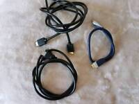 HDMI CABLE , High speed cable, three cable