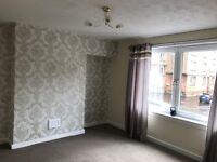 2 bedroom flat Sir Michael St Greenock DG, GCH, Secure door entry