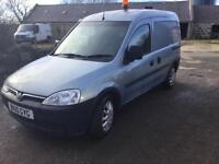 For Sale 2010 Vauxhall Combo 2000 CDTI 1.3