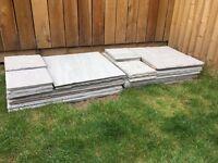 10m2 Kandla Grey Indian Sandstone