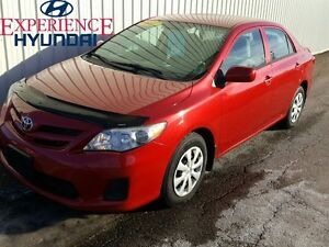 2012 Toyota Corolla CE LOW KMs ON THIS FUEL EFFICIENT WITH NICE