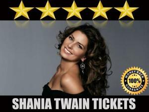 Discounted Shania Twain Tickets | Last Minute Delivery Guaranteed!