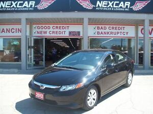 2012 Honda Civic LX AUT0 A/C CRUISE ONLY 74K
