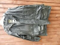 Barbour wax jacket in extra large