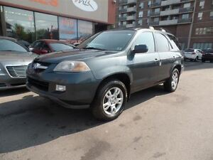 2006 Acura MDX Base, 7 PASSENGER, LEATHER, SUNROOF