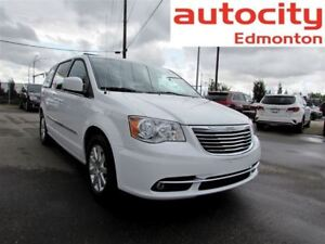 2016 Chrysler Town & Country TOURING STOW N GO TOUCH SCREEN BACK