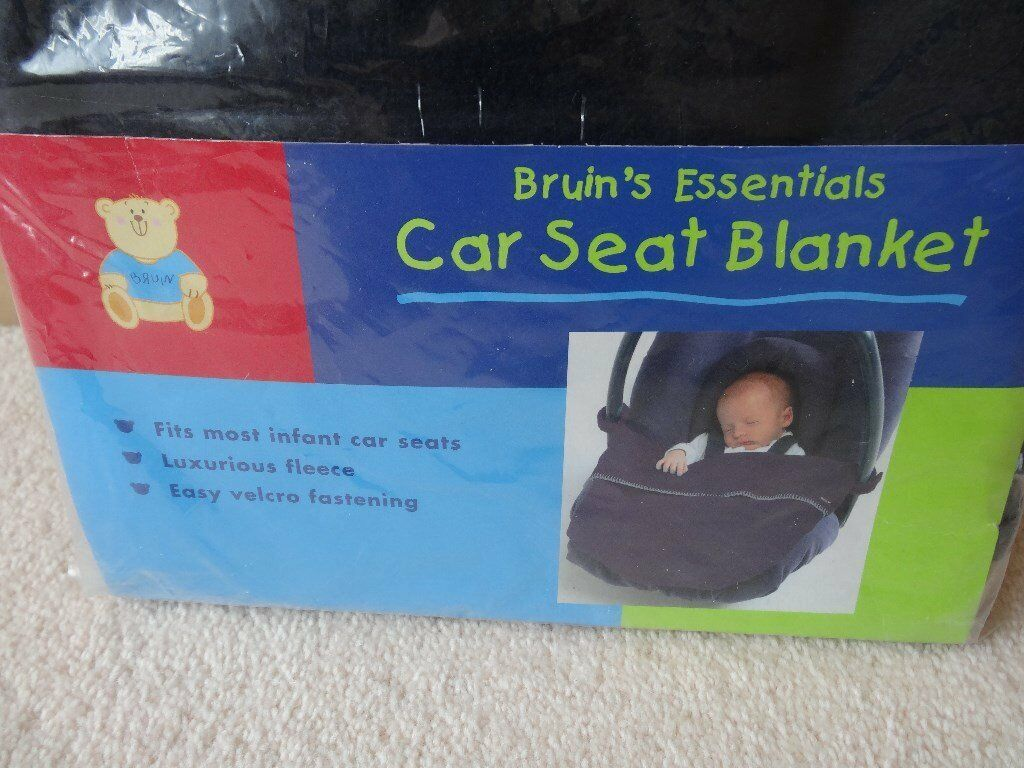 Brand New Infant Car Seat Blanket