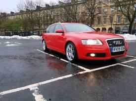 Audi a6 s line tdi