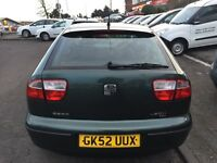 Seat leon 19 diesel. Mot 11 months.