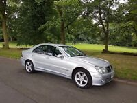 2006 Mercedes-benz C class, avantgarde, Automatic, Saloon, Silver, MOT November16, Good Body, 2 Keys