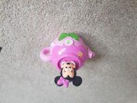 Minnie mouse pop up teapot.