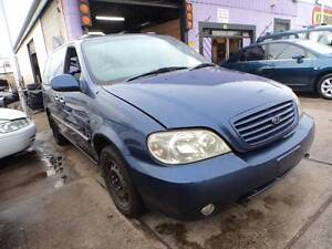 WRECKING / DISMANTLING 2002 KIA CARNIVAL V6 2.5L AUTO North St Marys Penrith Area Preview