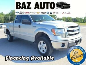 2014 Ford F XLT - 4X4 -  X-CAB - Just Reduced $1000